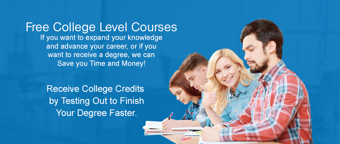 College Level Courses